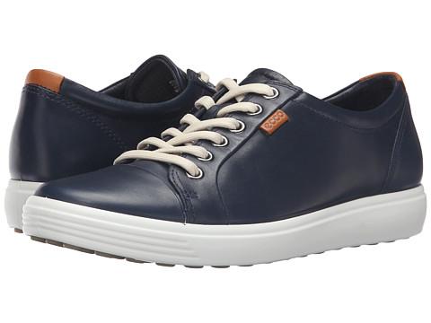 ECCO Soft VII Sneaker - Marine