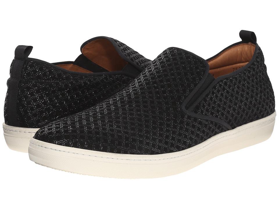 Mezlan - Moneo II (Black) Mens Slip on  Shoes