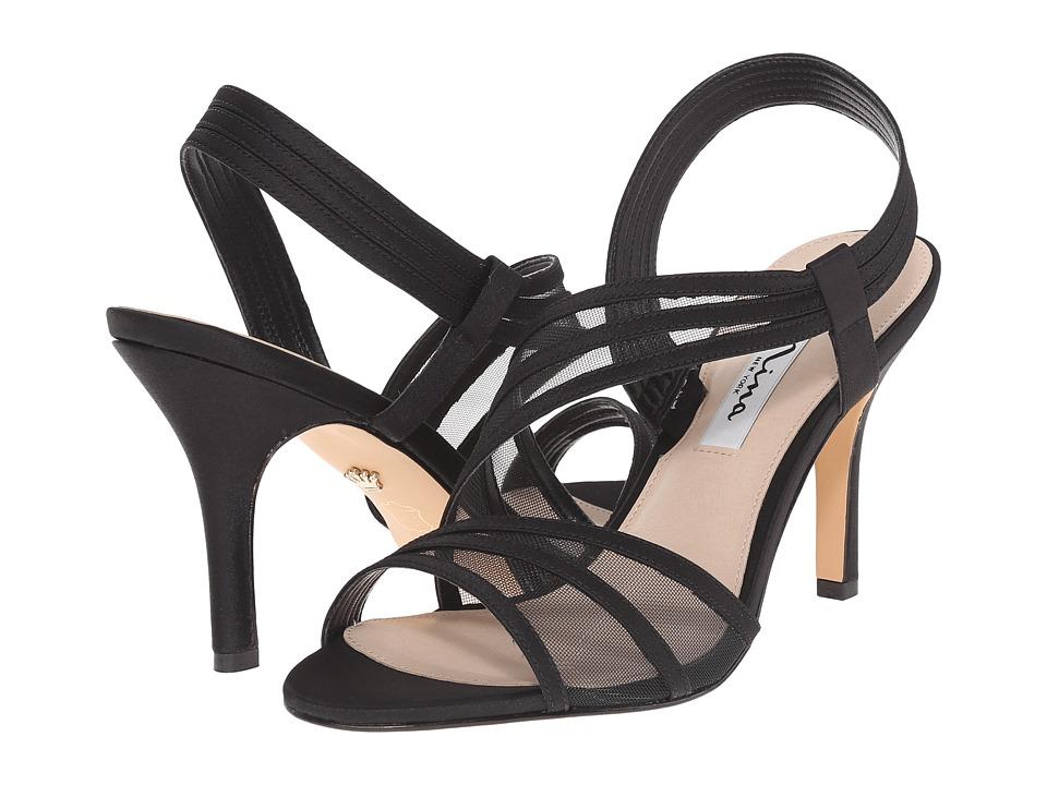Nina Vitalia (Black) High Heels