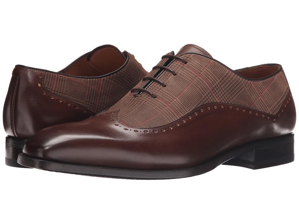 Mezlan Marti Brown Mens Lace up casual Shoes