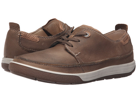 ECCO Chase II Moc Tie - Birch/Whisky