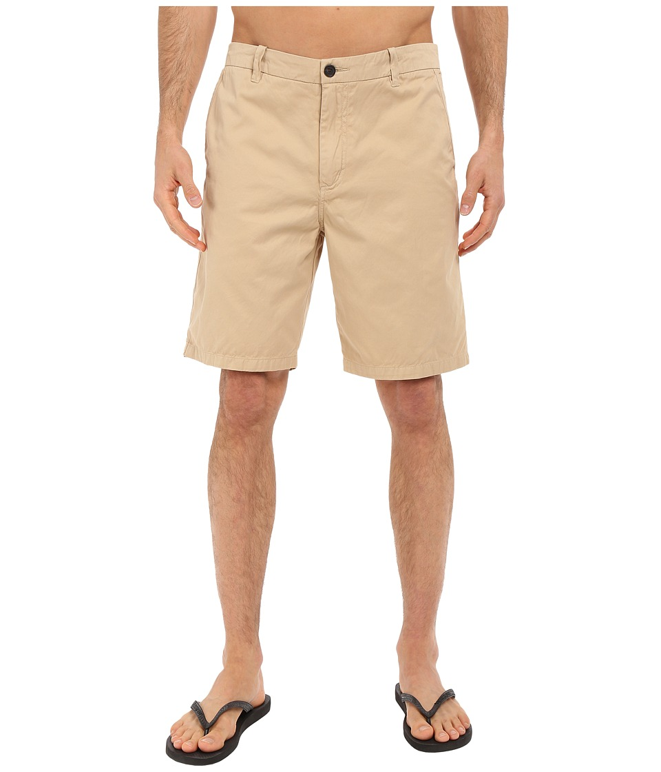 Quiksilver Waterman Down Under 4 Walkshorts (Khaki) Men