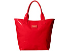 Seafolly Hit the Beach Tote (Chilli Red)