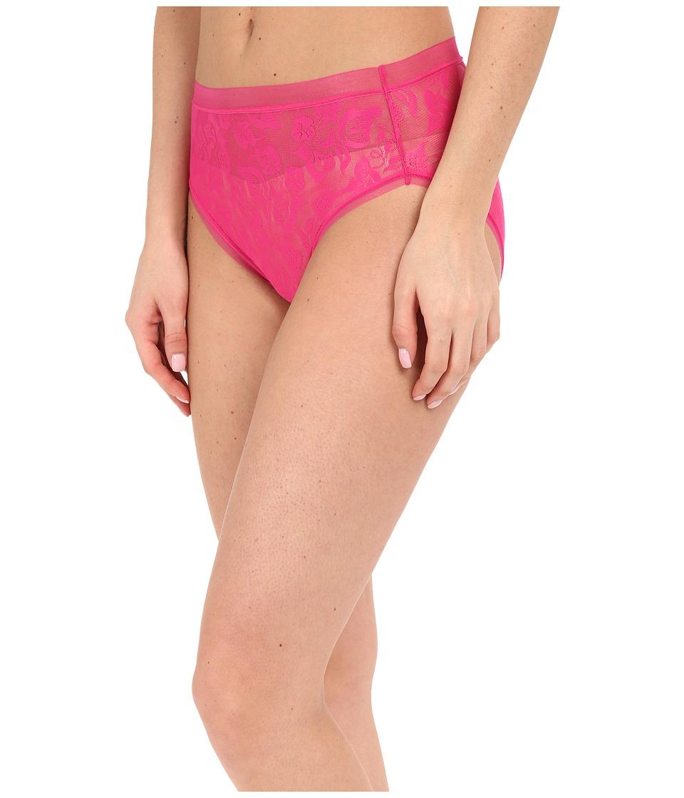 Wacoal Awareness Hi Cut Brief Fuchsia Purple Womens Underwear