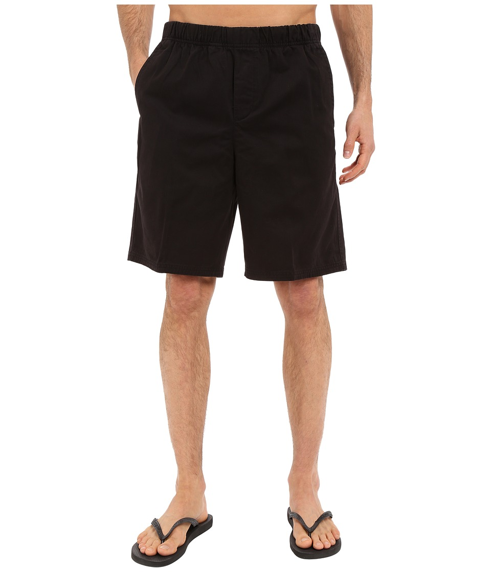 Quiksilver Waterman Cabo 9 Short Black Mens Shorts