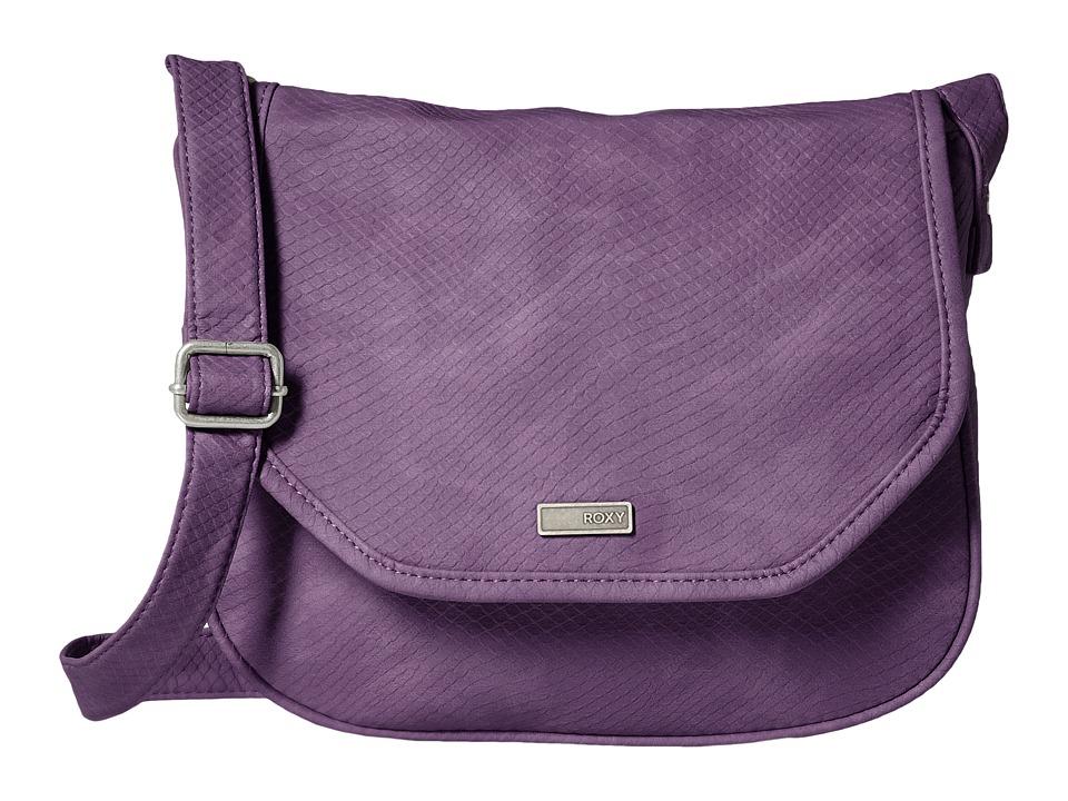 Roxy - Savannah Moon Crossbody Bag (Petunia) Cross Body Handbags