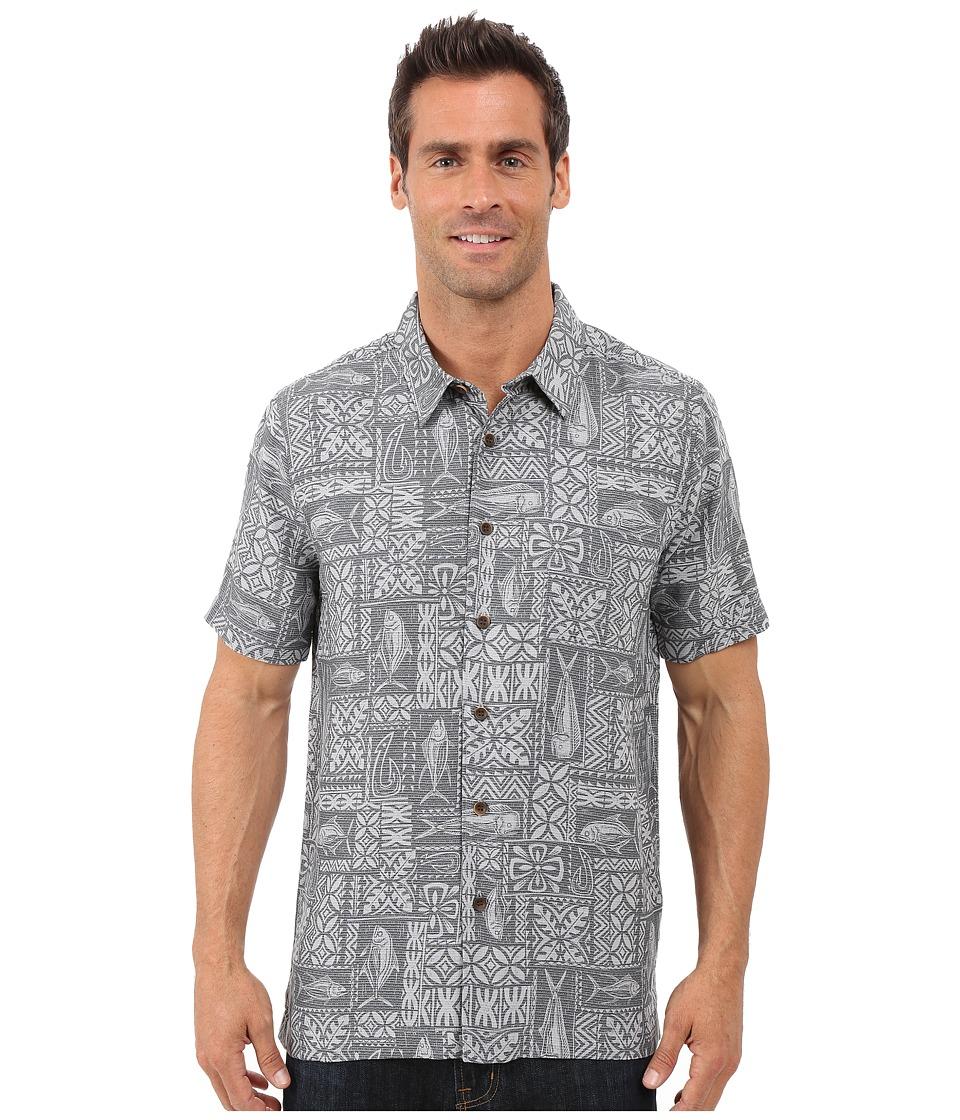 Quiksilver Waterman Sage Advice Shirt Wild Dove Mens Clothing