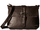Roxy Secret Canal Crossbody Bag (True Black)
