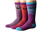 Nike Kids Graphic Lightweight Cotton Crew 3-Pack
