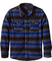O'Neill Kids - Glacier Stripe Long Sleeve Shirt (Little Kids)