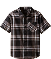 O'Neill Kids - Brigade Short Sleeve Shirt (Little Kids)