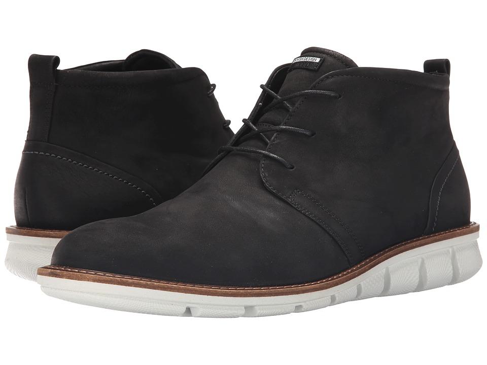 ECCO - Jeremy Hybrid Boot (Black) Men