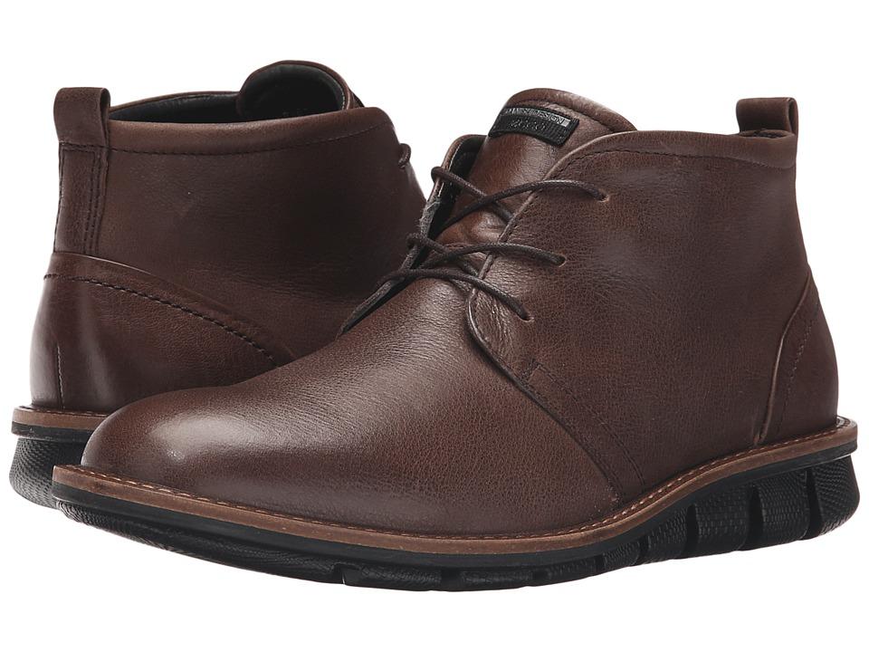 ECCO - Jeremy Hybrid Boot (Espresso) Men