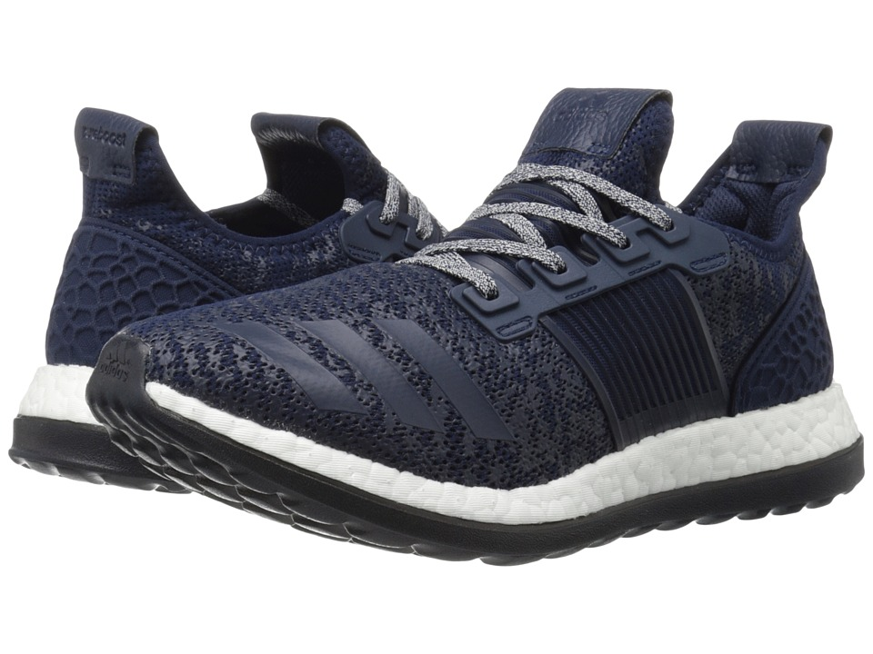 adidas Running - Pureboost ZG (Collegiate Navy/Mineral Blue) Men