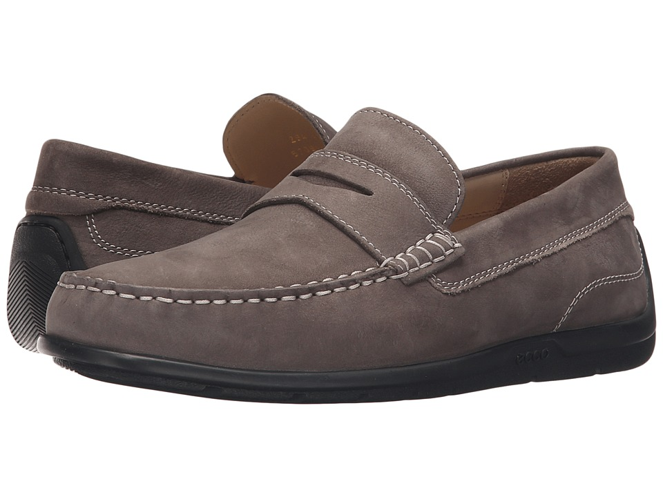 ECCO - Classic Moc 2.0 Loafer (Slate) Men