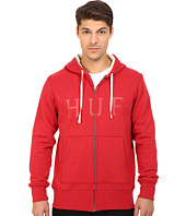 HUF - Brooks Thermal Zip-Up Hoodie