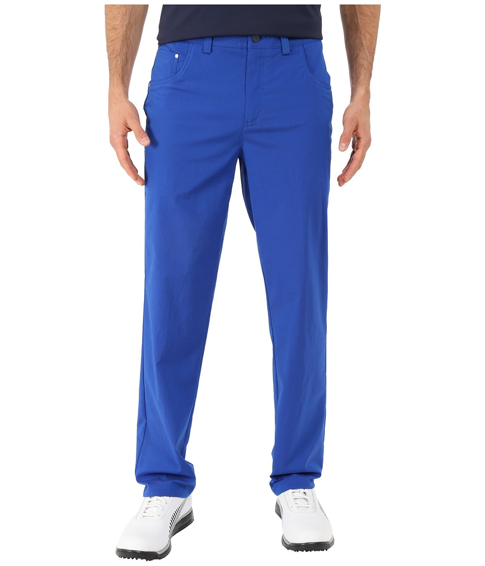 PUMA Golf 6 Pocket Pants Surf The Web Mens Casual Pants