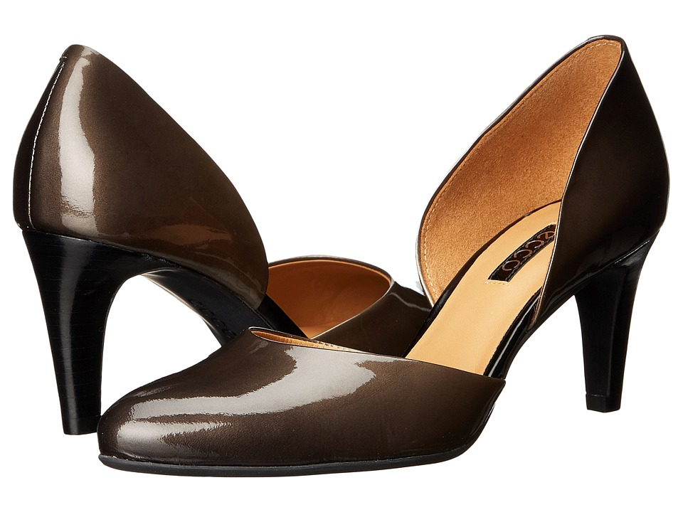ECCO - Alicante (Ginger/Slate) High Heels