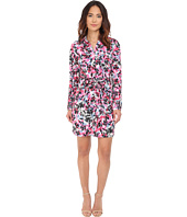 NYDJ - Kelsie Washed Crepe De Chine Shirtdress
