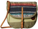 Roxy Evergreen Crossbody Bag (Military Olive)