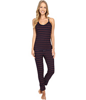Splendid - Stripe Capris PJ Set