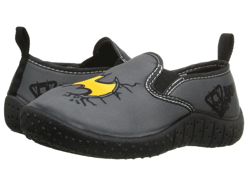 Favorite Characters Batman Watershoe Toddler/Little Kid Black/Grey/Yellow Boys Shoes