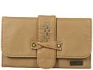 Roxy Port Bound Wallet (Cliff Brown)