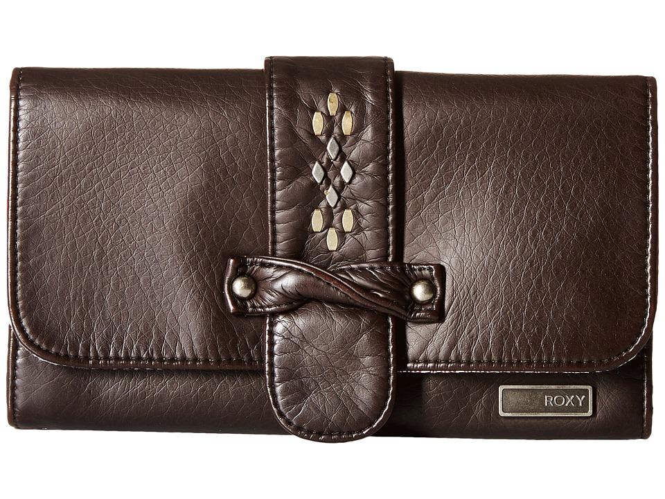 Roxy - Port Bound Wallet (True Black) Wallet