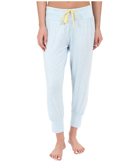 Splendid - Jogger Cropped Pants (Cloud Nine Heather) Women's Pajama