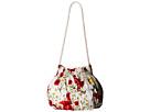 Dolce & Gabbana Kids Poplin Printed Handbag (Little Kids/Big Kids) (Rose Print)