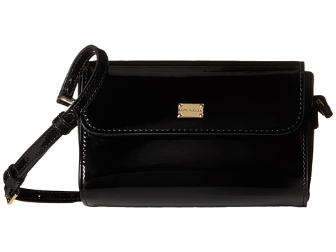 Dolce & Gabbana Kids Patent Leather Handbag (Little Kids/Big Kids)
