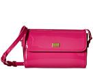 Dolce & Gabbana Kids Patent Leather Handbag (Little Kids/Big Kids) (Geranium)