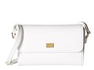 Dolce & Gabbana Kids Patent Leather Handbag (Little Kids/Big Kids) (Latte)