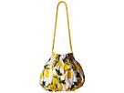 Dolce & Gabbana Kids Poplin Printed Handbag (Little Kids/Big Kids) (Lemon Print)