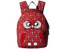 Dolce & Gabbana Kids Owl Backpack (Little Kids/Big Kids) (Red)