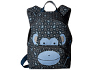 Dolce & Gabbana Kids Monkey Backpack (Little Kids/Big Kids) (Blue)