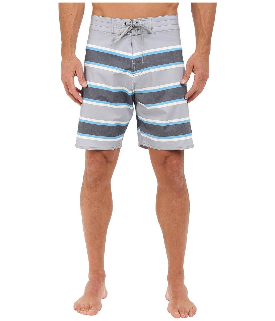 Body Glove Fairlane Boardshorts Grey Mens Swimwear