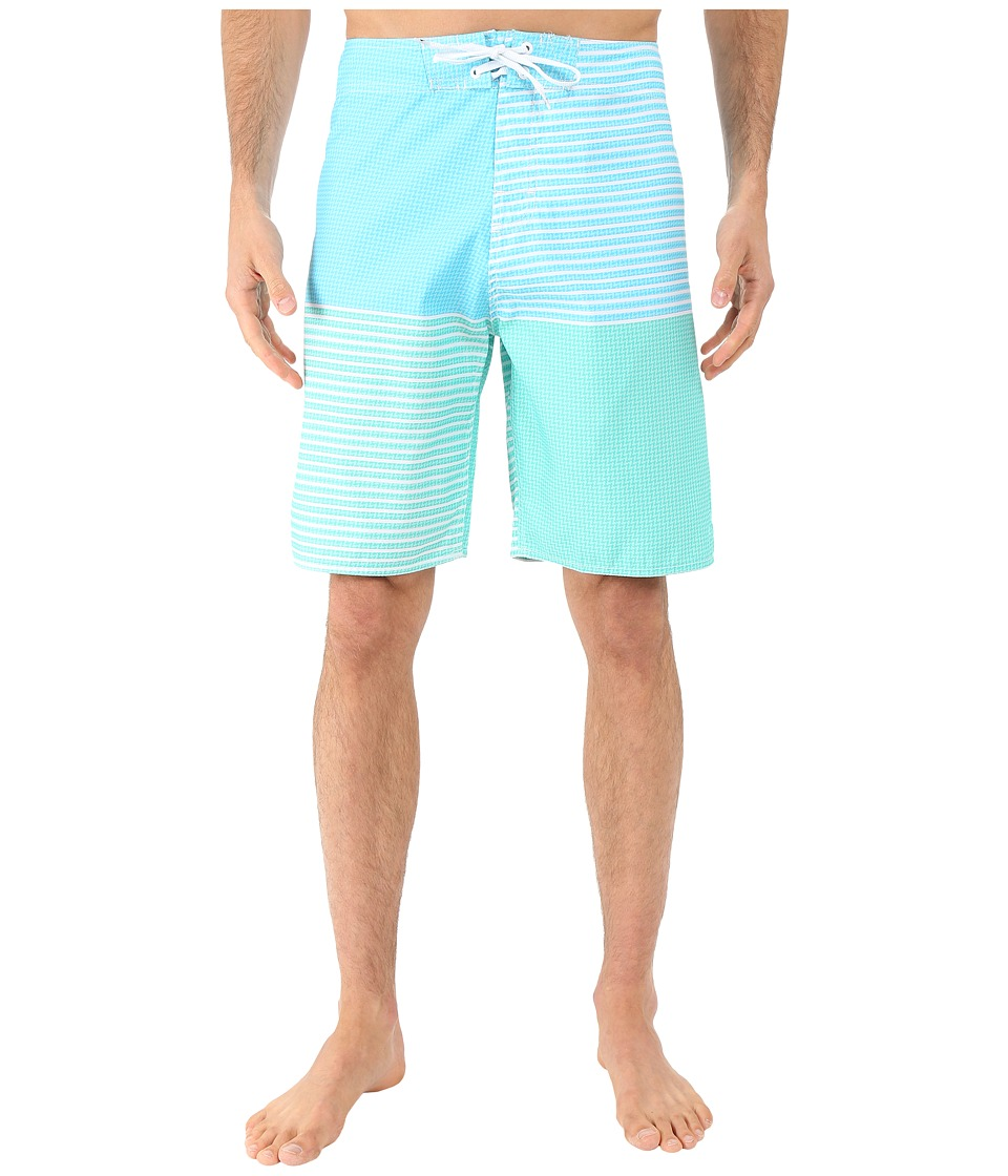 Body Glove Back Yard Boardshorts Ice Blue Mens Swimwear