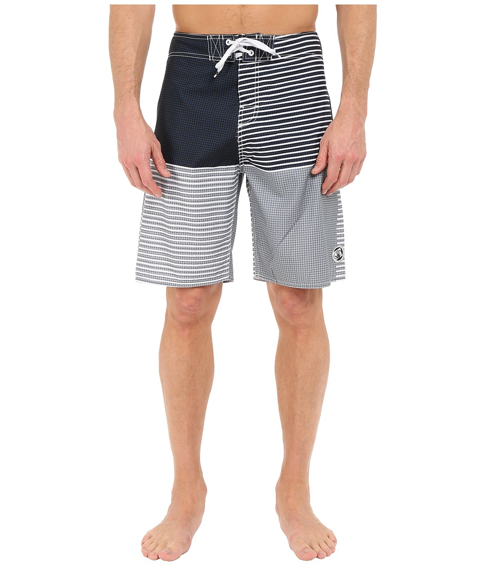 Body Glove Back Yard Boardshorts Black Mens Swimwear