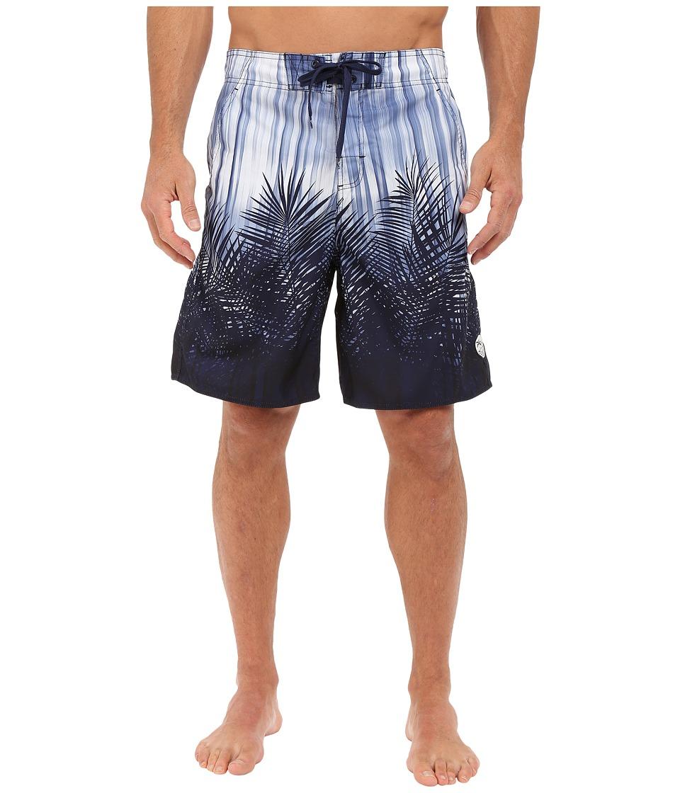 Body Glove Ferndale V Boardshorts Indigo Mens Swimwear