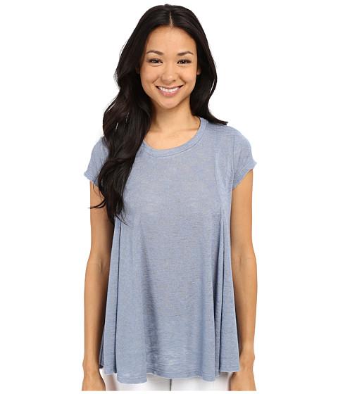 B Collection by Bobeau Posy Swing Knit T-Shirt