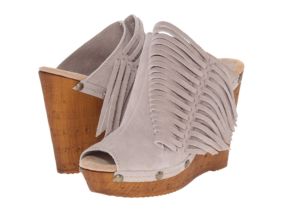 Sbicca Pitch Stone Womens Wedge Shoes
