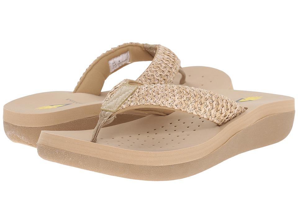 VOLATILE - Surf (Natural) Women's Sandals