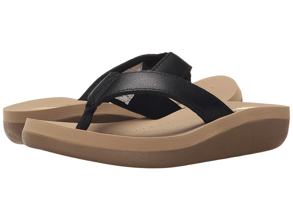 VOLATILE - Cas (Black) Womens Sandals
