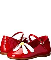 Dolce & Gabbana Kids - Patent Flower Ballerina (Toddler)