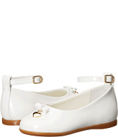 Dolce & Gabbana Kids - Patent Leather Ballerina (Toddler)