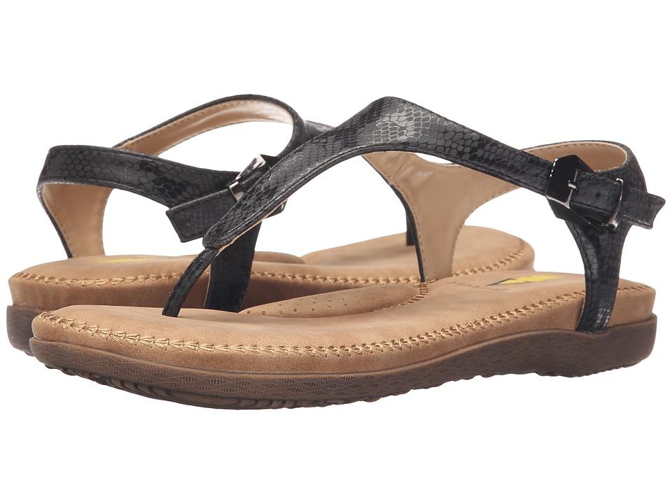 VOLATILE - Reece (Black) Women's Sandals
