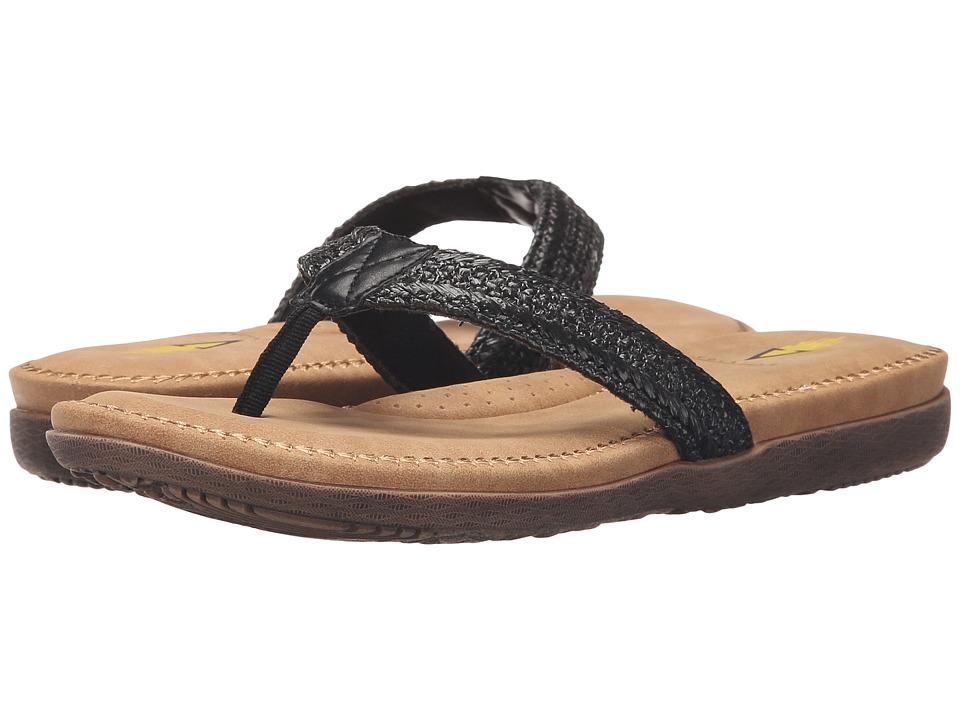 VOLATILE Avalonie Black Womens Sandals