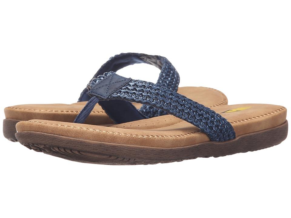 VOLATILE Avalonie Navy Womens Sandals