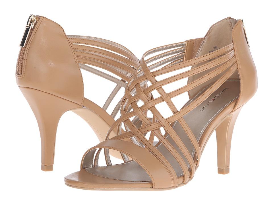 Bandolino Mellona Natural Synthetic Womens Shoes